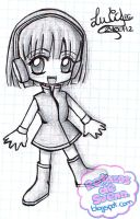 Chibi Character n.n - Sketch by Lucia-95RduS
