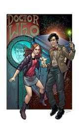 The Eleventh Doctor by sdowner