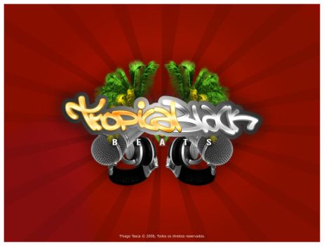Tropical Black Beats by thiagotasca