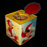 Antique Jack-in-a-Box 2 by Falln-Stock