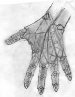 Robotic Hand by GwillaTheDragon