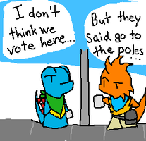 Go to the Poles by BuizelKnight