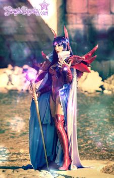 Alcyone Magic Knight Rayeart by Giorgiacosplay