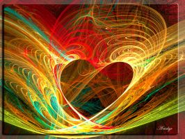 Tapestry of the Heart by Arialgr