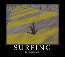 Counter-Strike Surfing by Ph0Xy