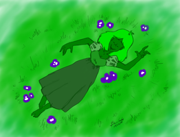 May 17th: Greensleeves by pro-mole