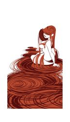Red Haired Pool by YopparattaNoSaru