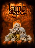 Lamb of God by warlordfgj