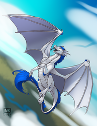 Wing-it: Rooth by INKTigerArt