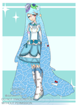 [OPEN' 1 POINT AUCTION] WATER LOLITA by DARUKOO