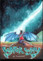 Waterway Prologue pg. 0. [Cover] by TiamatART