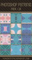 Photoshop Patterns - Pack 18 by punksafetypin