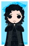 Jon Snow by TheAlienCross