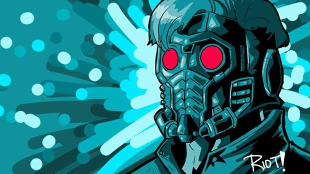 The Legendary Star-Lord 02 by JamesRiot
