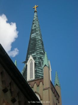 Steeple by cvcharger14