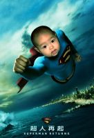 Super Baby by neocatastrophic