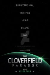 The Cloverfield Paradox by spacer114