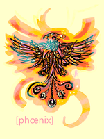 Phoenix by Sharriss