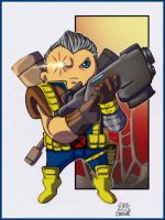 Lil Dude Cable colored  by MARR-PHEOS