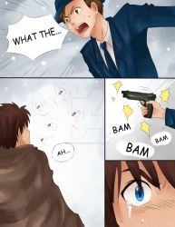 The First Hero Chapter 1 page 24 by infomertial