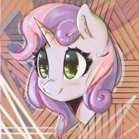 SweetieBelle by mirroredsea