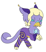 Advent design: Chik Flik (CLOSED) by PudgyJoltik