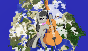 Octavia Minecraft by TheUnknown644
