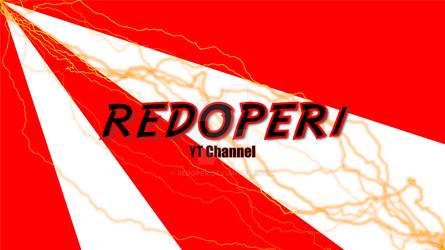 YT Channel Cover by redoper