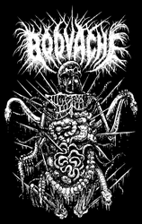 Bodyache merch by DariusM1993