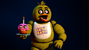 Chica the Chicken by Delirious411