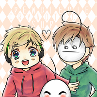 :..: PewDieCry and Sup Guy :..: by KeiJoke