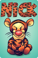 Tigger Avatar by kasbandi