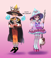 Malloween Adopts {CLOSED} by torain-adopts