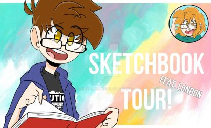 Sketchbook Tour! by Rick-Elfen