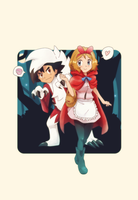 Little Red Riding Serena by DaDonYordel