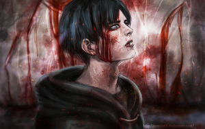 Levi, A Choice With No Regrets by Neechole