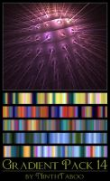 Gradient pk 14 for Apophysis by NinthTaboo