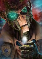 The Electric Gumshoe by LawrenceMann