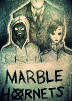 Marble Hornets  by DerseDragon