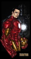 Iron Man by TheRealSurge