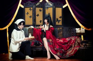 xxxHolic - Welcome to my shop by Kanasaiii
