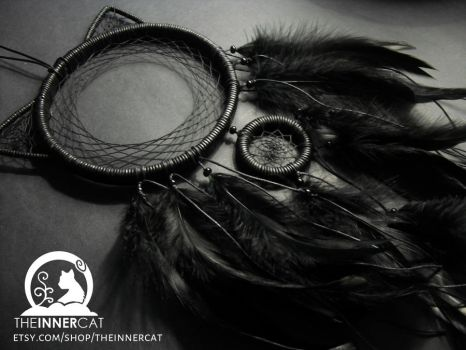 The Cat's Dream Catcher By TheInnerCat On DeviantArt Cool Can Dream Catchers Cause Nightmares
