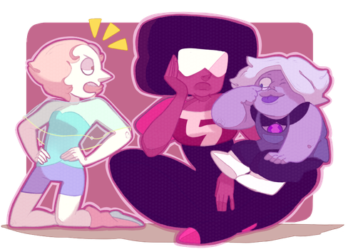 Young Gems! by kyoukorpse