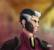 Sargento bust by Jruva