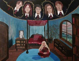 The Chamber of Luna Lovegood by WilliamSnape