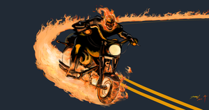 Day 294-Ghost Rider 13 by Dan21Almeida95