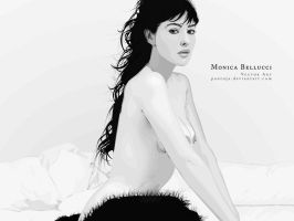 Monica Bellucci by Pantoja