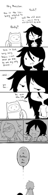 Adventure Time- He was like... by ShiroiAngelz