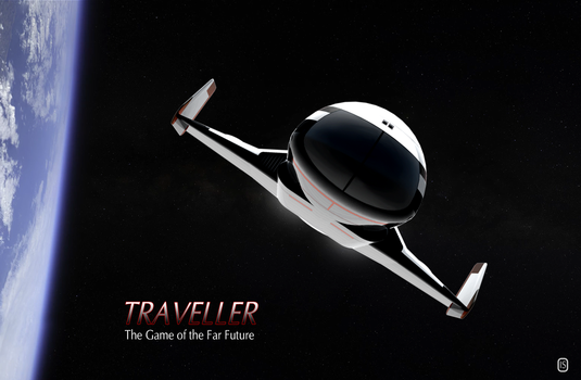 Traveller: Into the Void by biomass