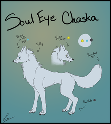 Chaska Ref by icyzappy
